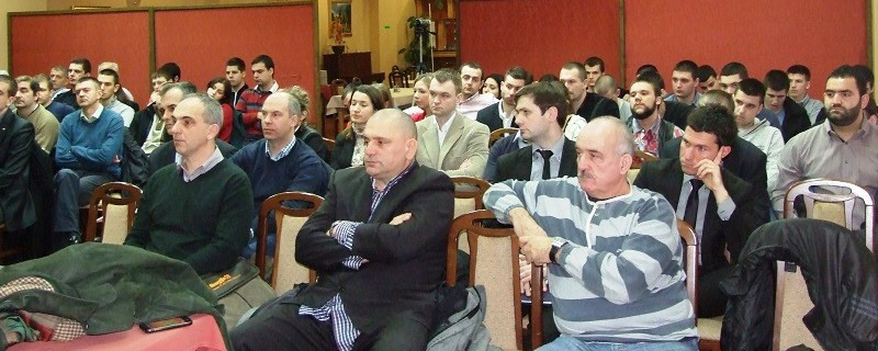 Održan zimski seminar sudija i kontrolora za područje Centar