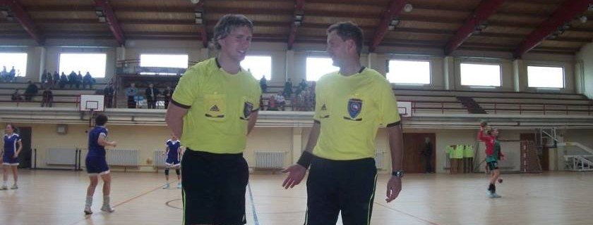 """EHF Young Referee"" program"