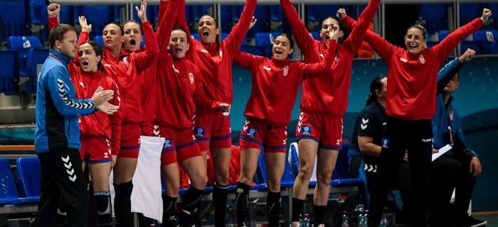 SRBIJA TRIJUMFALNA NA STARTU KVALIFIKACIJA ZA EHF EURO 2022